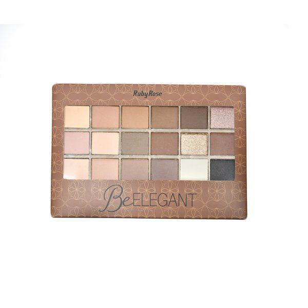 Paleta de Sombras Be Elegant HB9933