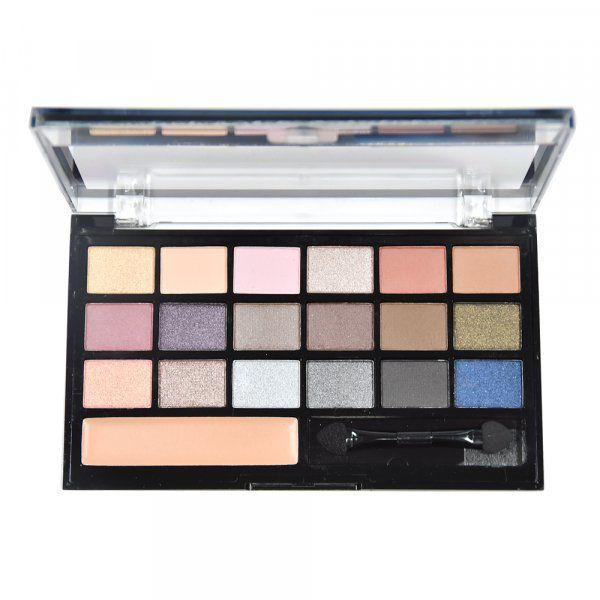 Paleta de Sombras Be Gorgeous HB9916