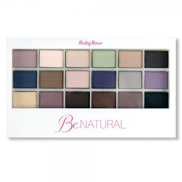 Paleta de Sombras Be Natural HB9930