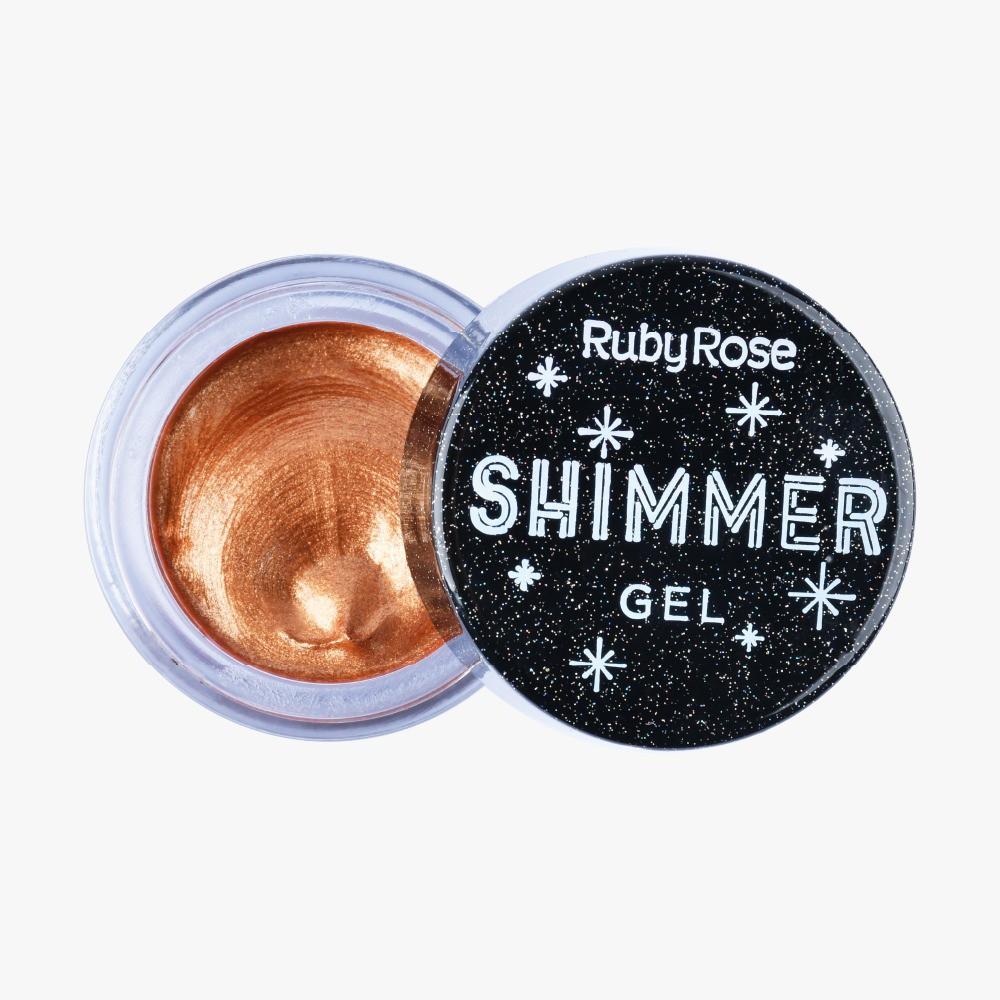 SHIMMER GEL BRONZER SHINE - RUBY ROSE