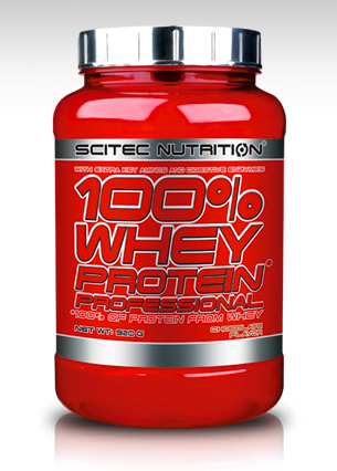 100% Professional Whey - Scitec Nutrition