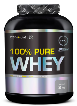 100% Pure Whey - Probiotica
