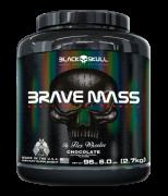 Brave Mass - Black Skull