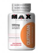 Quitosan - 120 cap - Max Titanium