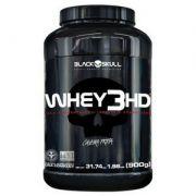 Whey 3HD - Black Skull - 900gr