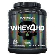 Whey 4HD - Black Skull - 2,2Kg