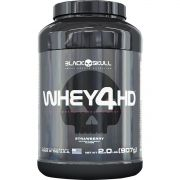 Whey 4HD - Black Skull - 900gr