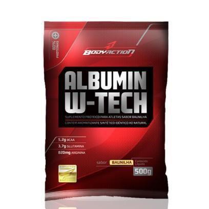 Albumin W-Tceh - BodyAction