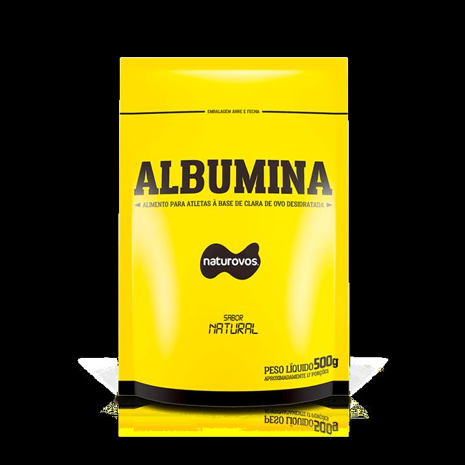 Albumina - Naturovos - 500g