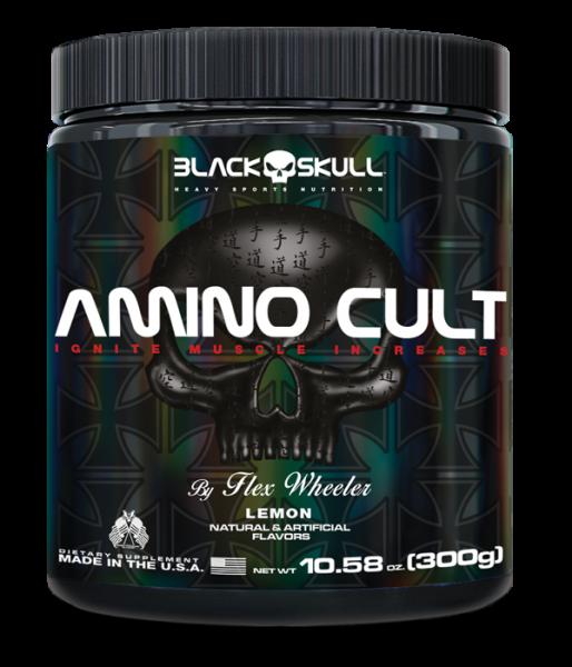 Amino Cult - 300g - Black Skull
