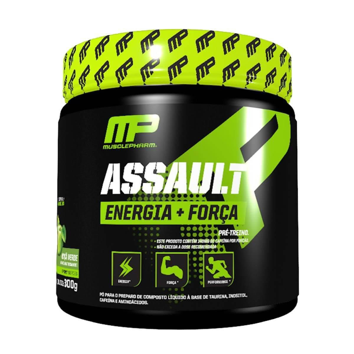 Assault - Muscle Pharm