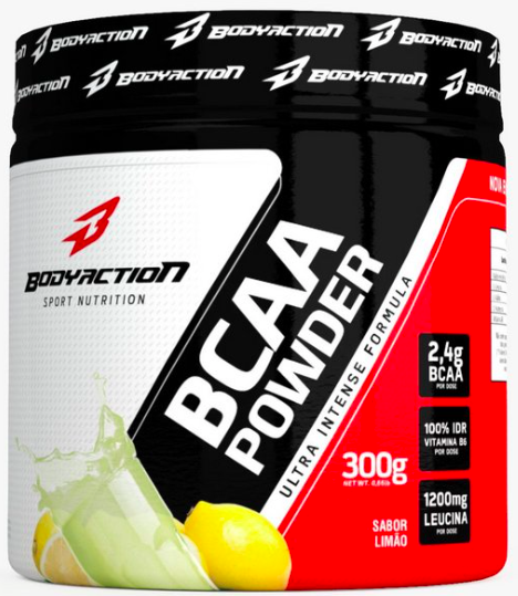 BCAA Powder - BodyAction
