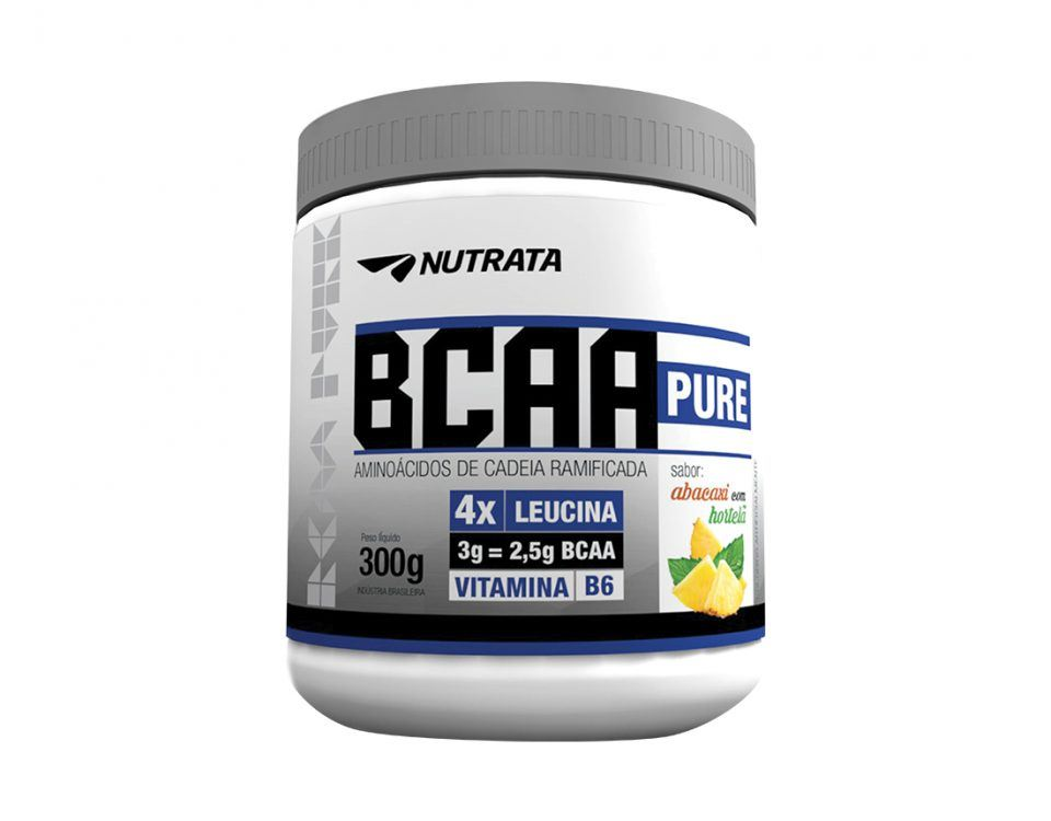 BCAA Pure - Nutrata