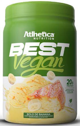 Best Vegan - 500g - Atlhetica Nutrition