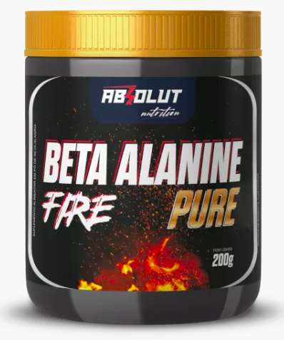 Beta Alanine Pure - 200g - Absolut Nutrition