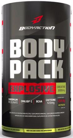 Body Pack - BodyAction