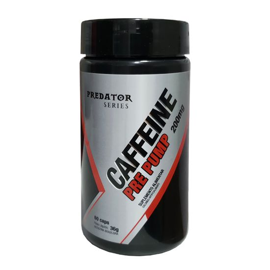 Caffeine Pre Pump - Predator - Nutrata