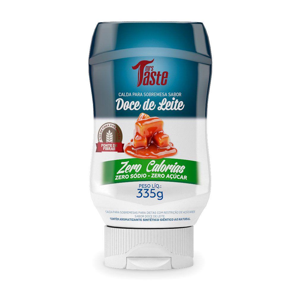 Calda para Sobremesa - Mrs Taste