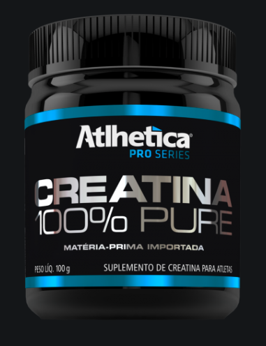 Creatina 100% Pure - Atlhetica Nutrition