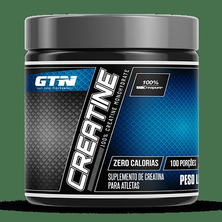 Creatine 100% Creapure® - GTnutrition - 300gr