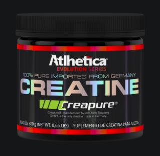 Creatine Creapure® - Atlhetica Nutrition