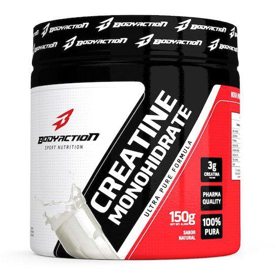 Creatine Monohydrate - BodyAction