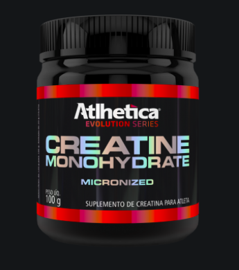 Creatine Monohydrate Micronized - Atlhetica Nutrition