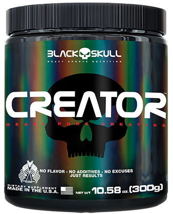 Creator - Black Skull - 300gr