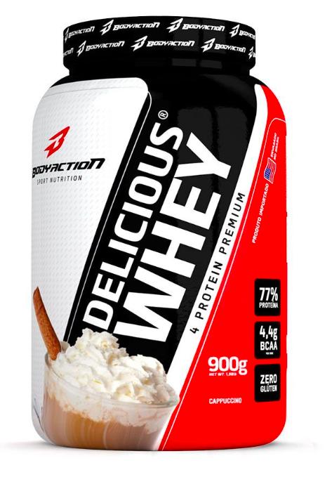 Delicious Whey - BodyAction
