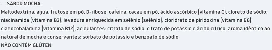 Endurance Caffeine Gel - Cx 12 - Vitafor