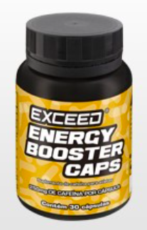 Energy Booster Caps - Exceed