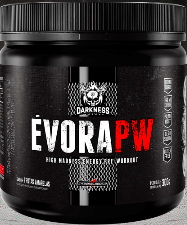 Évora PW - Darkness - 300g -IntegralMedica