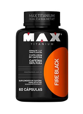 Fire Black - Max Titanium