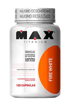 Fire White - Max Titanium