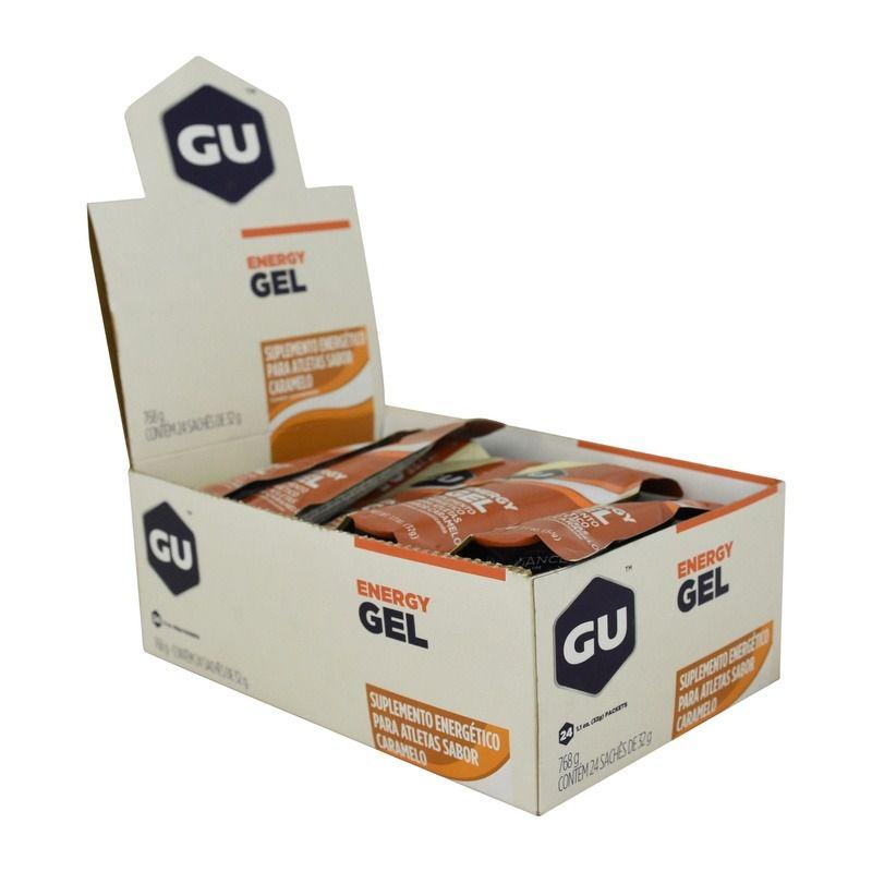 GU ENERGY GEL - CAIXA