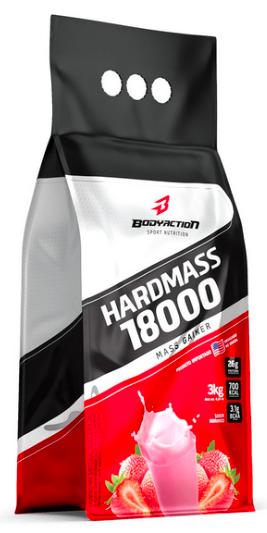 Hard Mass 18000 - BodyAction