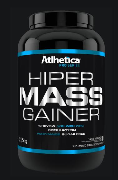 Hiper Mass Gainer - Atlhetica Nutrition