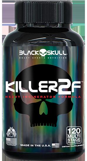 Killer2f - Black Skull