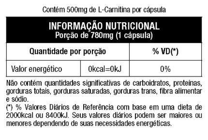 L-Carnitine - LabellaMafia - Nutrata