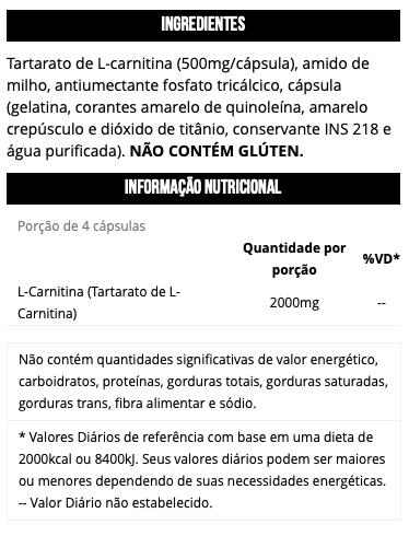 L-Carnitine - Max Titanium