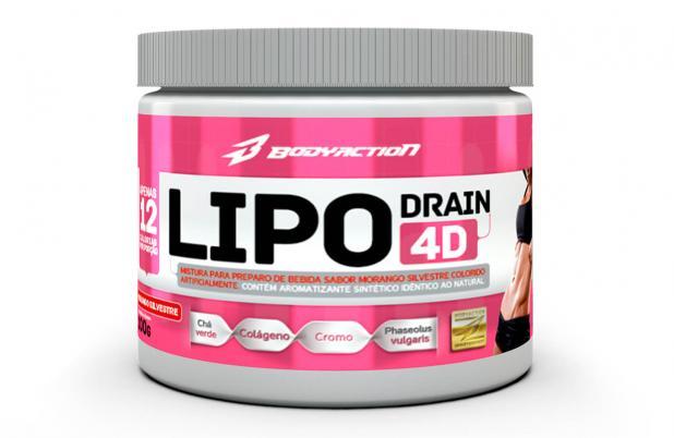 Lipo Drain 4D - BodyAction
