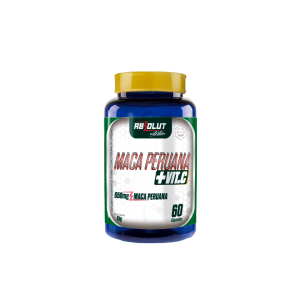 Maca Peruana + Vitamina C - 60caps - Absolut Nutrition