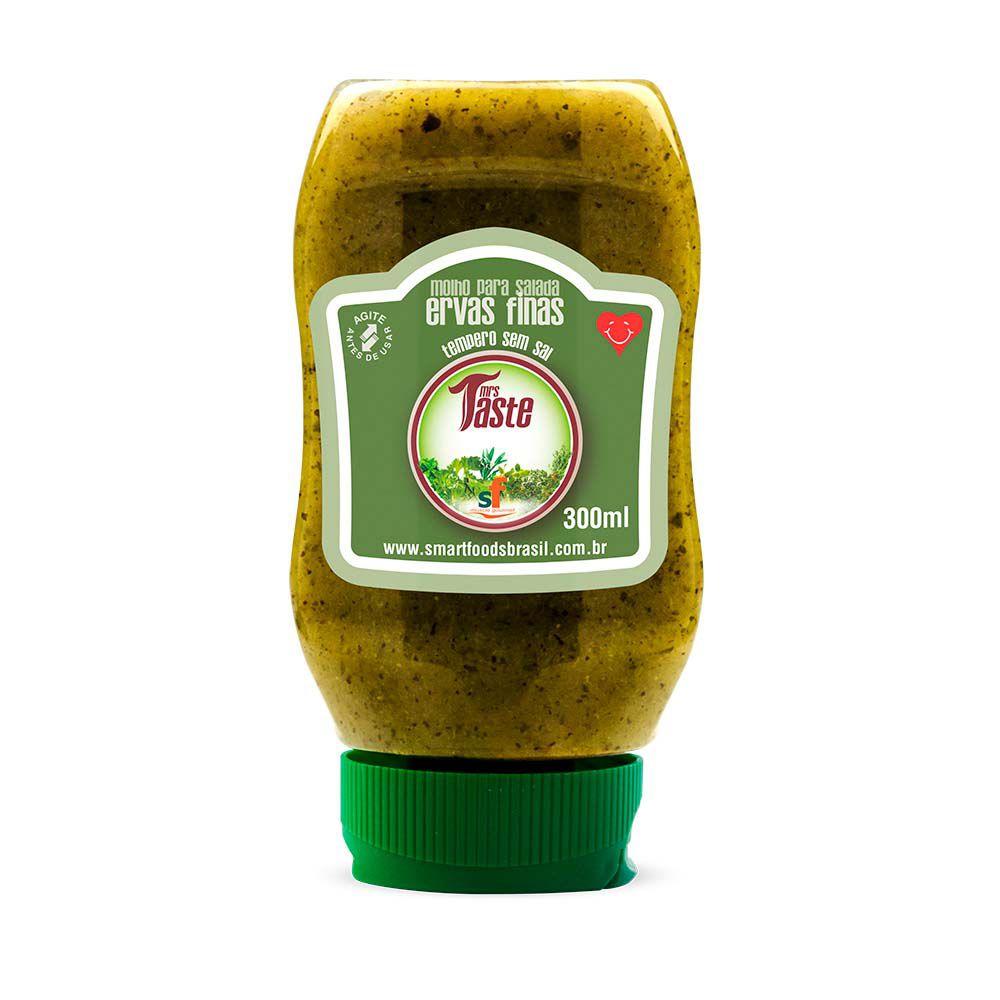 Molho para Salada - Mrs Taste