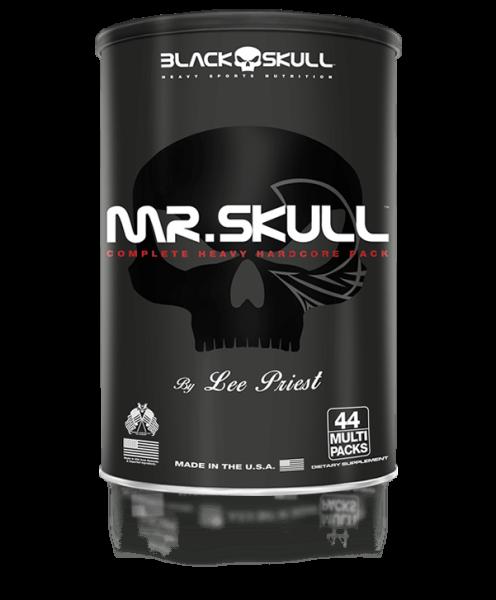 Mr. Skull - Black Skull