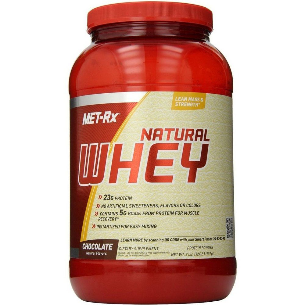 Natural Whey - Met-Rx - 900gr