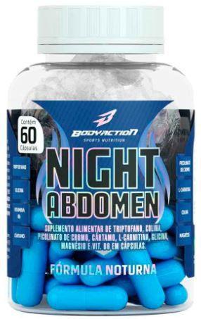 Night Abdomen - BodyAction