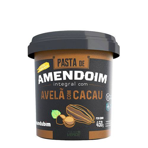 Pasta de Amendoim Integral - 1Kg - Sabores - Mandubim