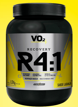 Recovery R4:1 - VO2 - IntegralMedica