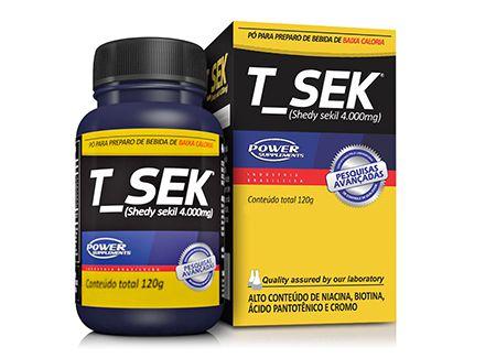 T_Sek - Power Supplements