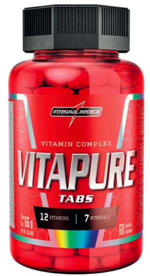 Vitapure - 60 caps - IntegralMedica